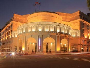 Lichia Royal Garden Hotel--White House Restaurant