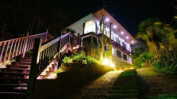 Lang Yun Leisure Farm - Restaurant
