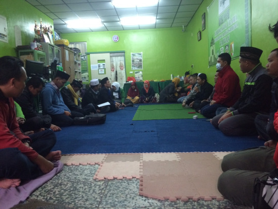 PCI NU Prayer Room