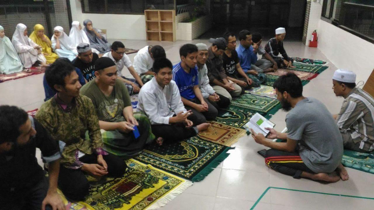 NCKU MSA Prayer Room