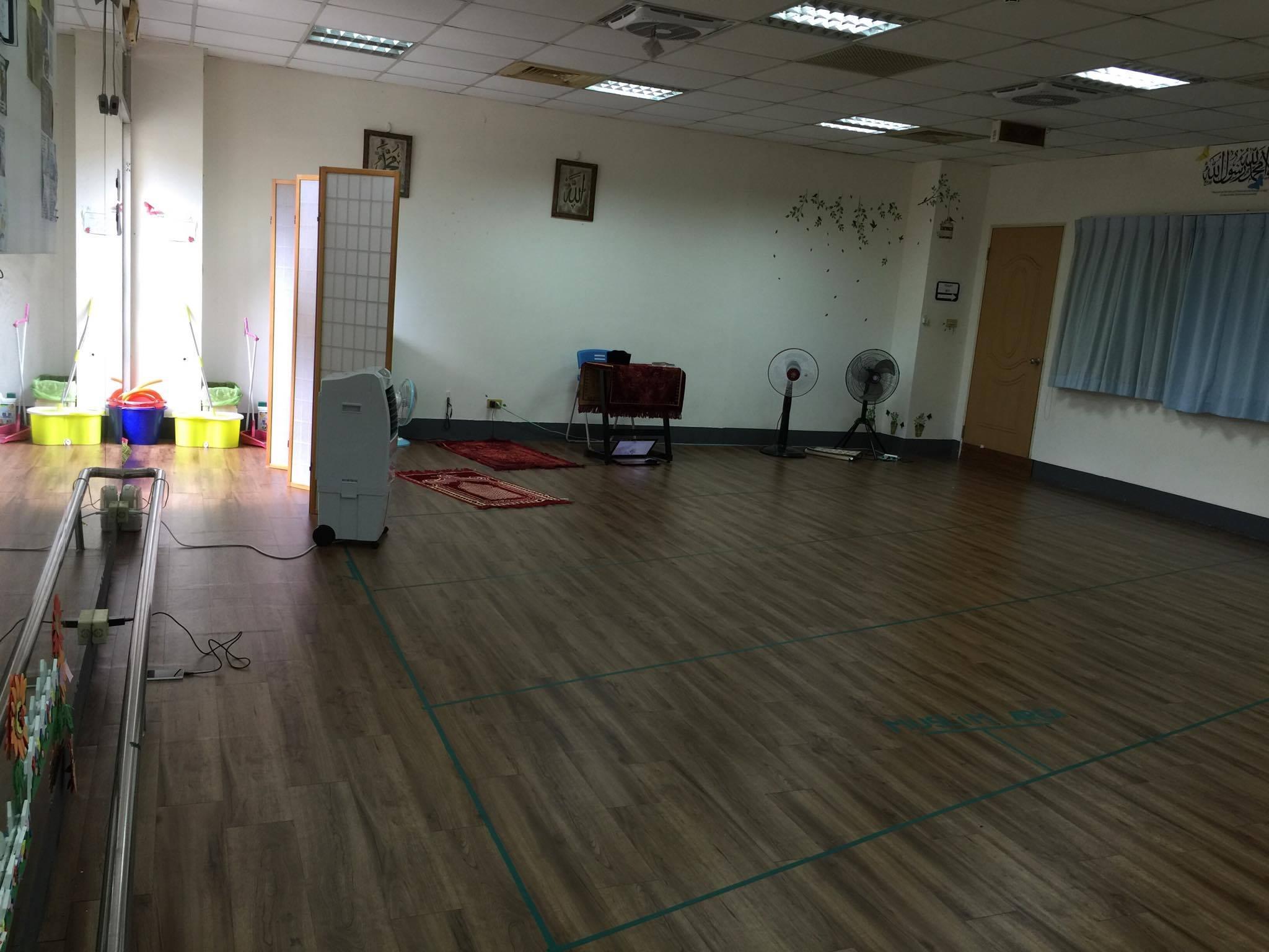 Taiwan Shoufu University Prayer Room