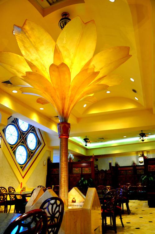 Leofoo Village Theme Park - Aladdin Restaurant