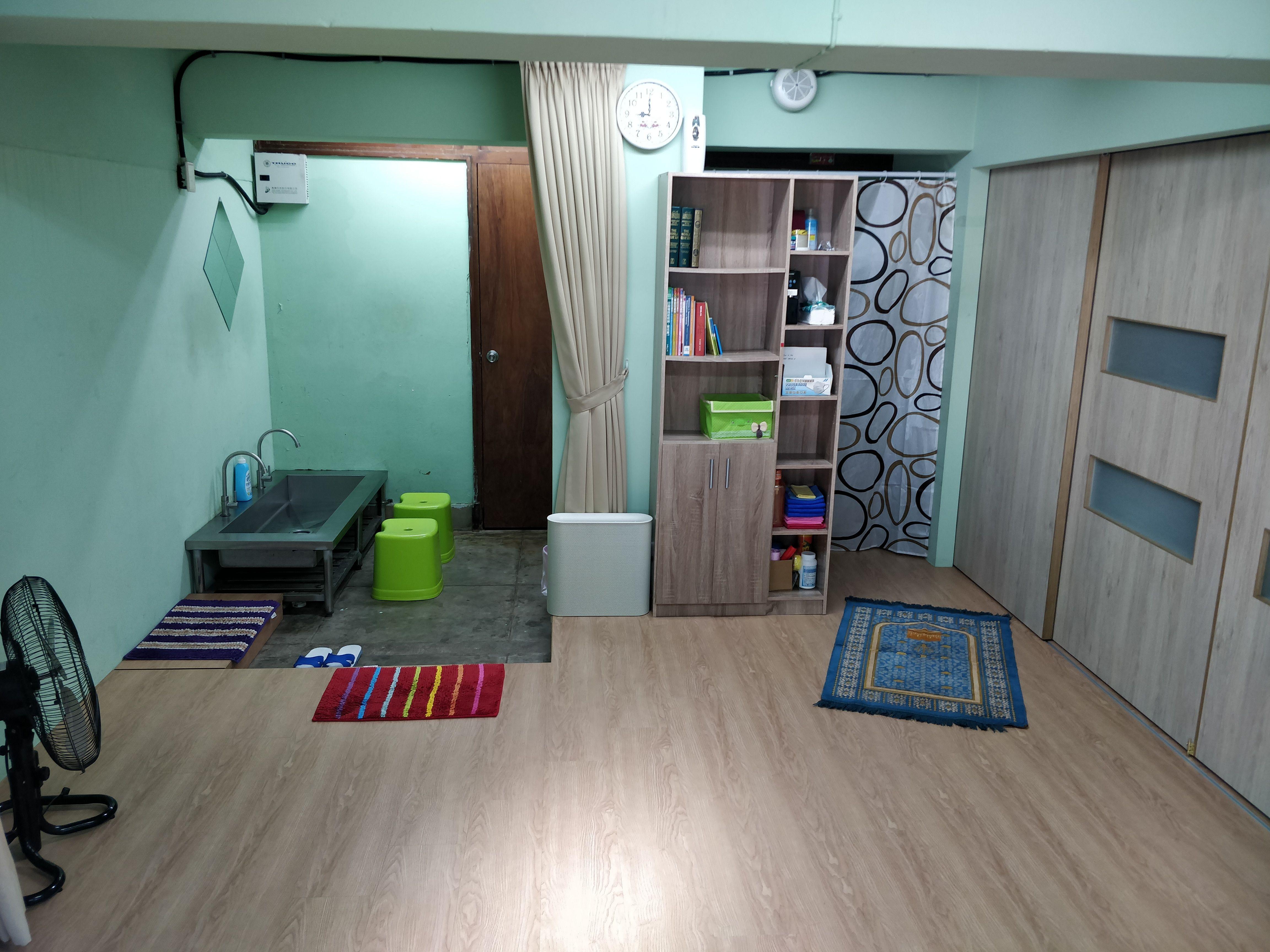 Tunghai University Prayer Room