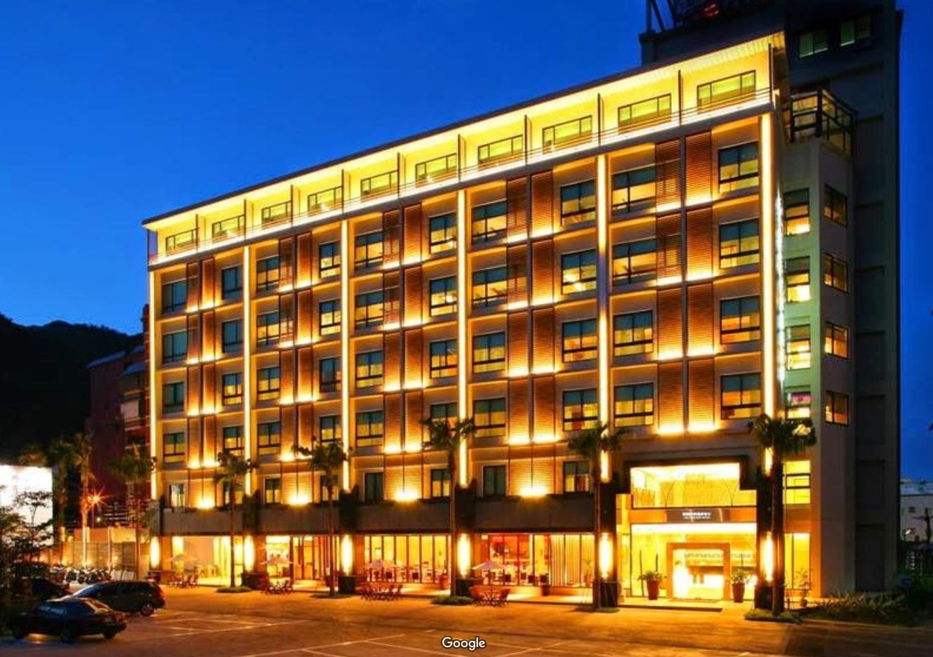 Guan Xiang Century - Hotspring Hotel (4 Star) - Xi-Yan Room