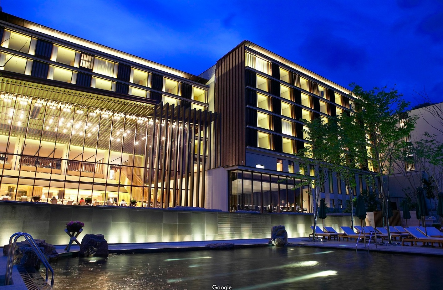 Hotel Royal Chiao Hsi (5 Star) - Ji