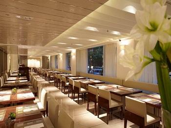 Hotel Royal Nikko Taipei (5 Star) - Le Café