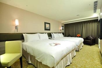 Full Spring Hotel Taichung (3 Star)