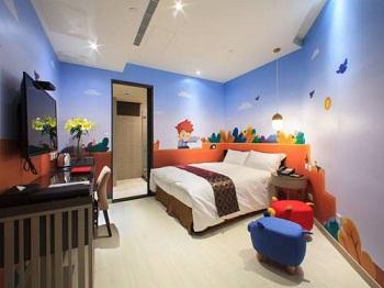 Stay Hotel-Taichung Zhongqing