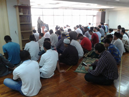 Masjid As salam Tainan