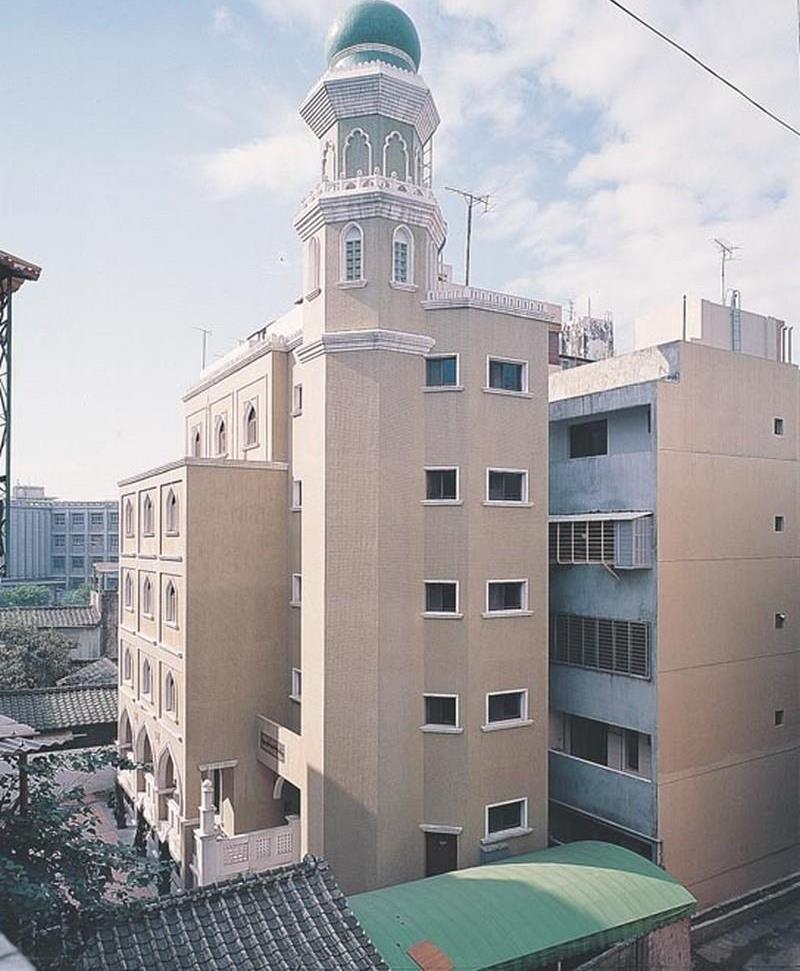 Taipei Cultural Mosque