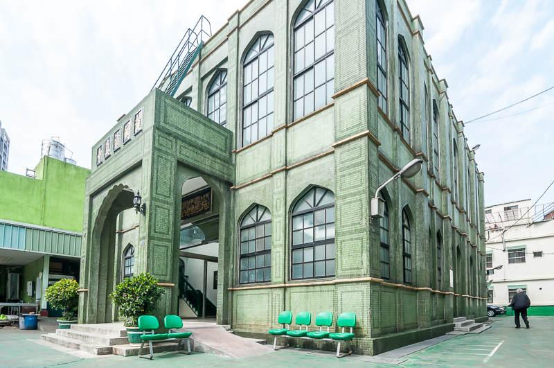 Longgang Mosque