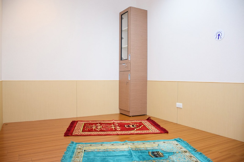 Linkou Chang Gung Memorial Hospital Prayer Room