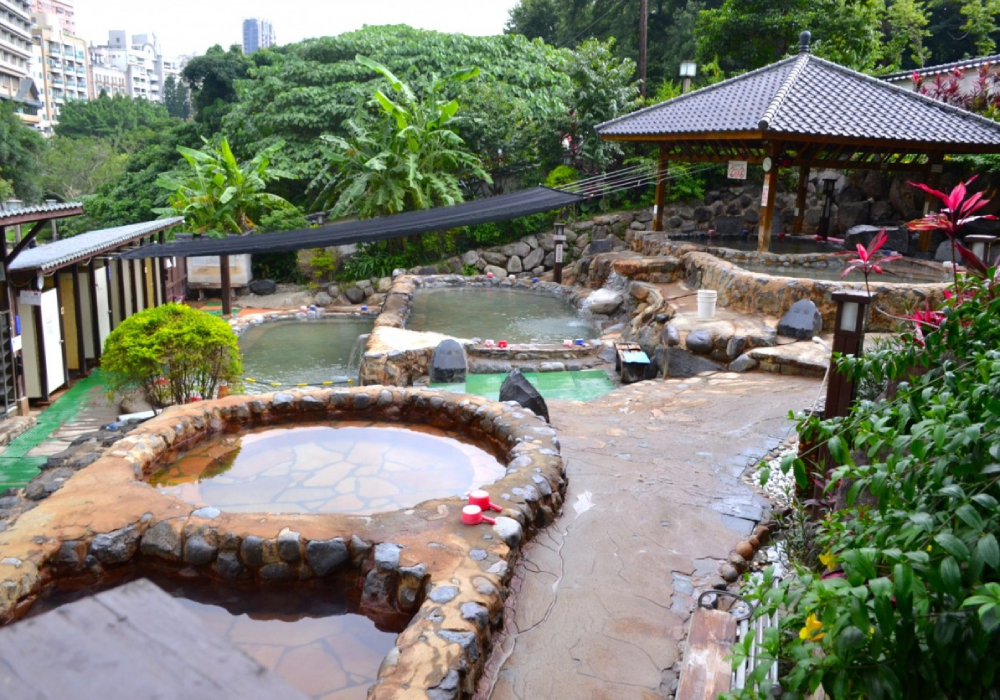 Xinbeitou Hot Springs