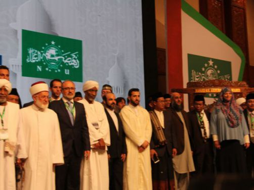 PBNU to Hold International Summit of Moderate Islamic Leaders