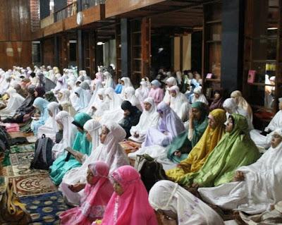 Semoga Semangat Ibadah Kita Tidak Mereda Seusai Ramadhan